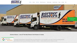 Partner Movers
