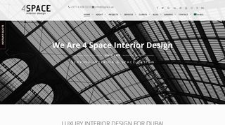 4 Space Interior Design