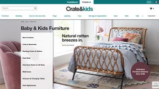 Crate & Barrel Kids