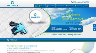 Allerx Cleaning Services
